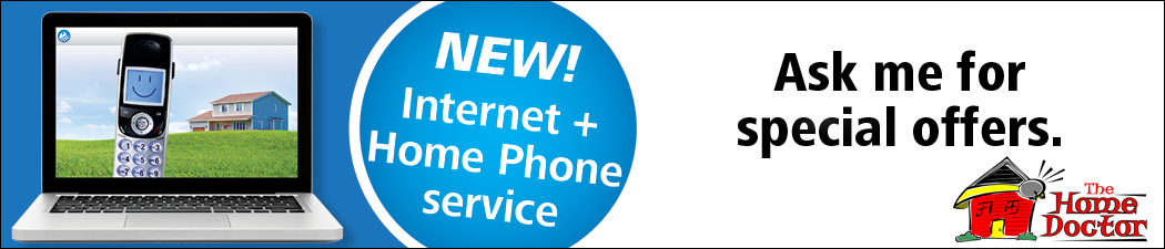 internet and homephone b
